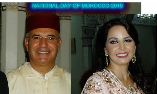 National Day of Morocco – 2019