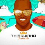 Pagode singer THIAGUINHO performs at Parque da Cidade