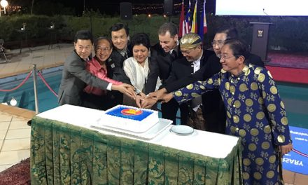 52nd  Anniversary of ASEAN