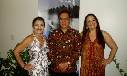 Embassy of Indonesia presents the program Discovering Wonderful Indonesia
