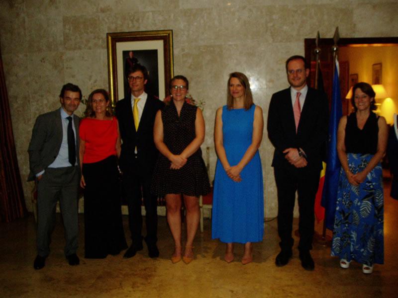 Embassy of Belgium celebrates King's Feast