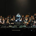Brasília's Symphonic Orchestra brings LUDWIG VAN BEETHOVEN's 3rd Symphony to Cine Brasília on Tuesday, Feb 18th