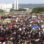 Post-Carnival season comes to Brasília to say farewell to this year's festivites