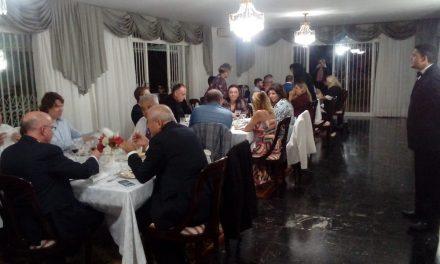 Ambassador of Algeria promotes gastronomic event.