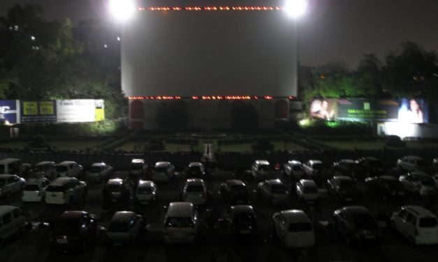 Schedule for the week at the Cine Drive-in (25/06/2020 to 01/07/2020).