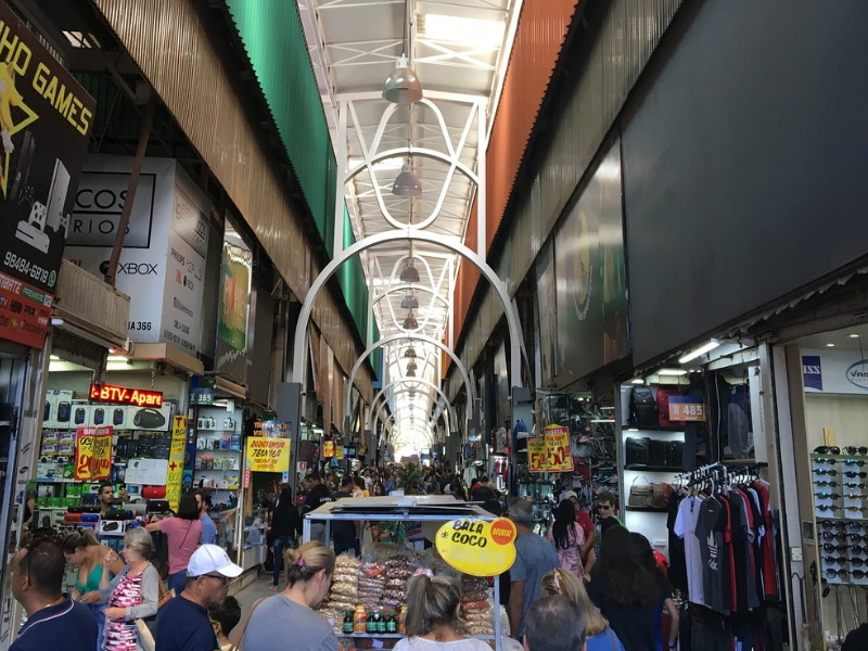 The government of the DF authorizes street markets to return to their activities.
