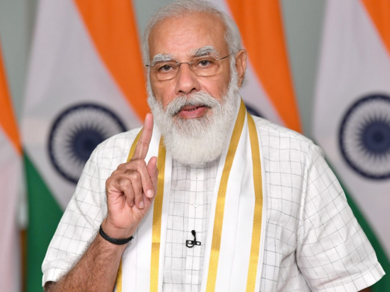 Embassy of India informs: Prime Minister Narendra Modi: New Education Policy will lay foundation of New India