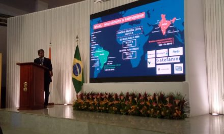 Embassy of India holds Media Outreach Event to Brazilian media outlets