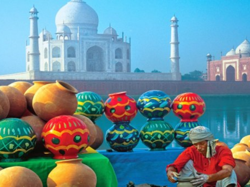 Embassy of India informs: Handicrafts in India – Variety and craftsmanship