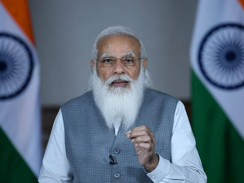 Embassy of India informs: PM delivers Keynote address at the 5th edition of VivaTech
