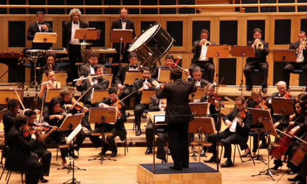 National theater Symphonic Orchestra holds various international collaborations in an online format.