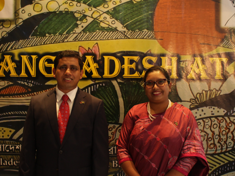 """Golden jubilee Event """"Bangladesh at 50"""" promoted by the Embassy of Bangladesh!"""