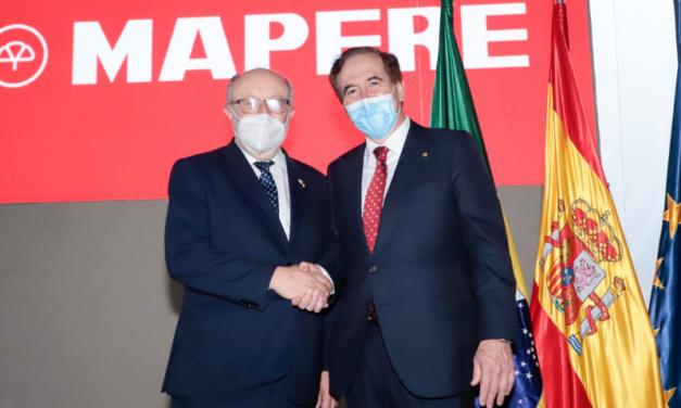 Embassy of Spain informs: World President of MAPFRE receives Brazil-Spain Personality Award